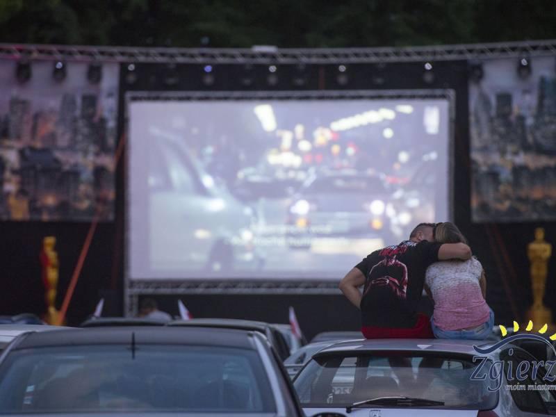 Letnie kino miejskie